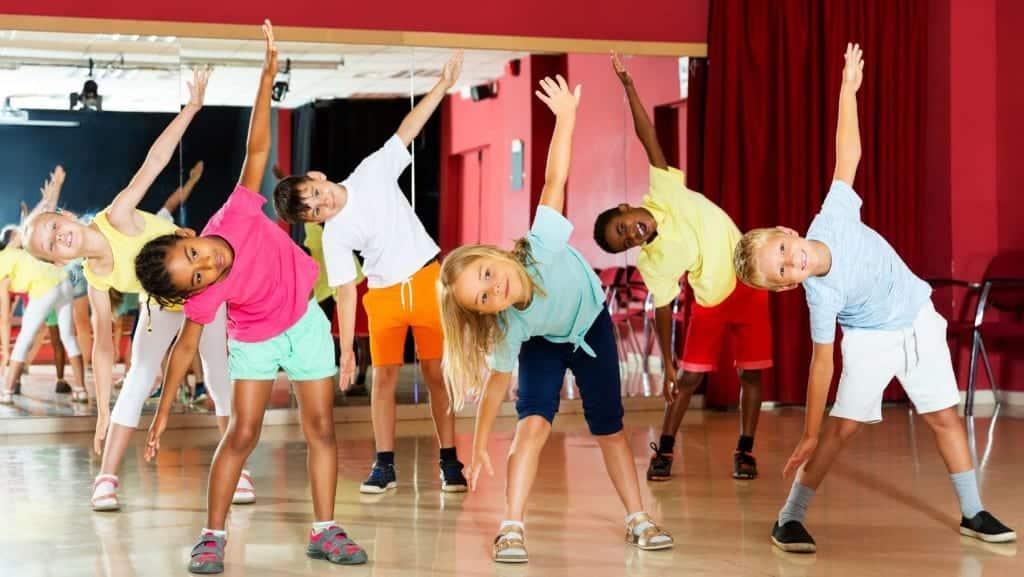 Kid's dance classes in Gurgaon